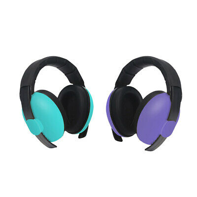 2Pcs Child Kids Noise Earmuffs Defenders Noise Reduction Protectors Muff