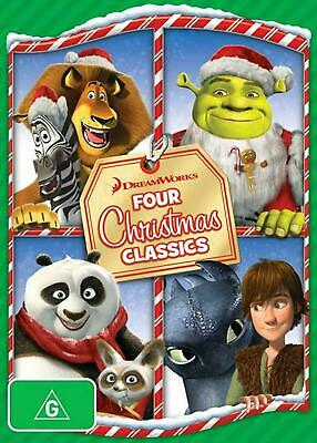 Dreamworks Holiday Classics [New & Sealed] Christmas DVD