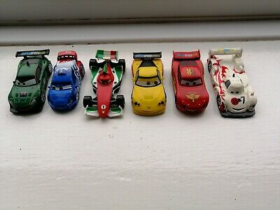 *COLLECTABLES* Lightning Mqueen  Cars Film  Collectable Bundle