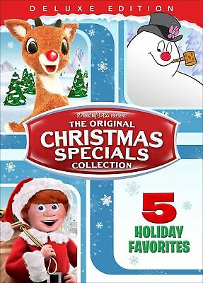 The Original Christmas Specials Collection DVD  NEW