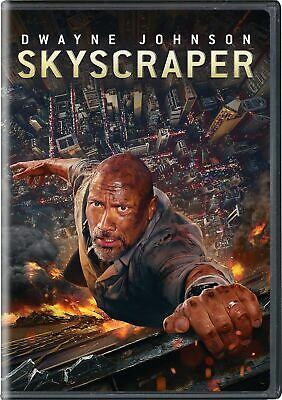 Skyscraper DVD Dwayne Johnson NEW