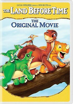The Land Before Time DVD Pat Hingle NEW