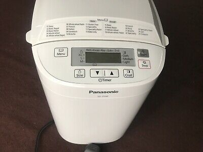 Panasonic SD-2500Wxc Bread Machine