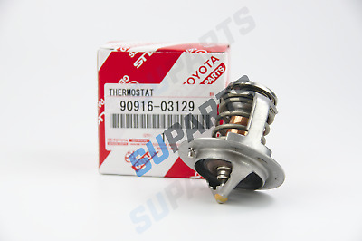Coolant Thermostat fits TOYOTA VERSO NLP121 1.4D 10 to 16 1ND-TV B/&B 1632133040