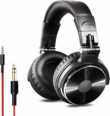 OneOdio Over Ear Headphones Closed Back Studio DJ Headphones for Monitoring and