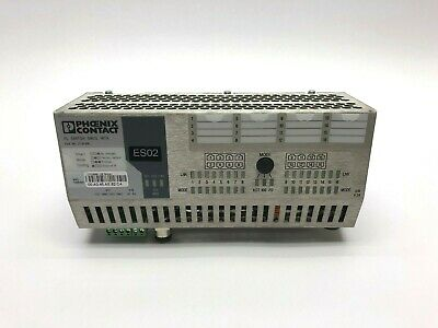 Phoenix Contact FL Switch SMCS 16TX, 2700996 Industrial Ethernet Switch