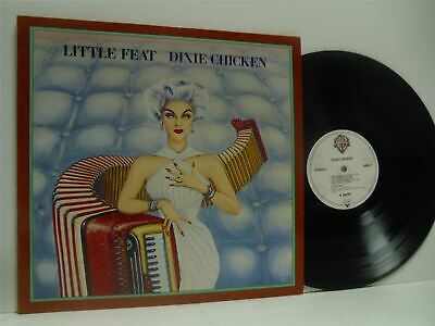 LITTLE FEAT dixie chicken LP EX+/EX, K 46200, vinyl, album, southern rock, 1973,