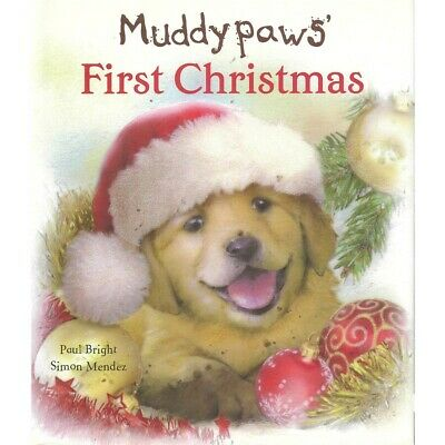 Muddy Paws First Christmas
