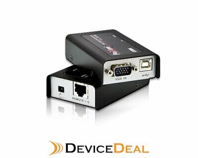 ATEN CE100 USB VGA Cat5 Mini KVM Extender - 1280x1024 at 100m