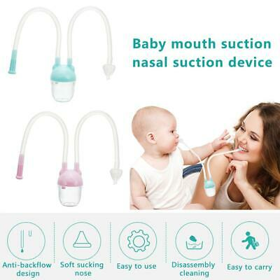 New Baby Nasal Aspirator Electric Nose Cleaner Safe Hygienic Snot Sucker