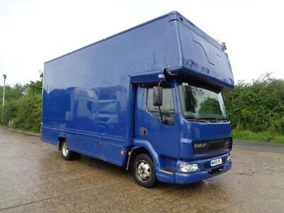 Leyland/ DAF LF FURNITURE REMOVALS TRUCK