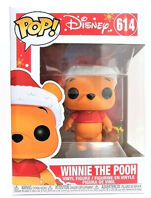 Funko Pop Winnie the Pooh # 614 Disney Holiday Vinyl Figure