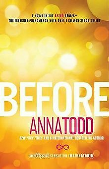 Before The After Series Band 5 De Todd Anna Livre