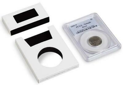 200 Certified Coin Slab Protectors Sleeves NGC IGC 200 Coin Scratch Poly Bags