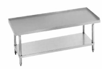"""New Stainless Commercial Kitchen Equipment Stand - 30"""" x 48"""""""