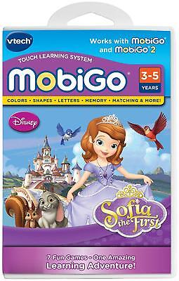 VTech MobiGo Disney Sofia the First Once Upon a Princess Software Cartridge