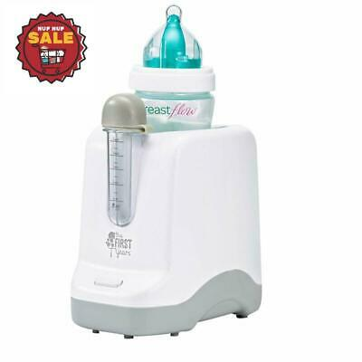 Warmer Bottle Warm Bottles Quickly 1 Serve 2 Simple First Years Baby Quick
