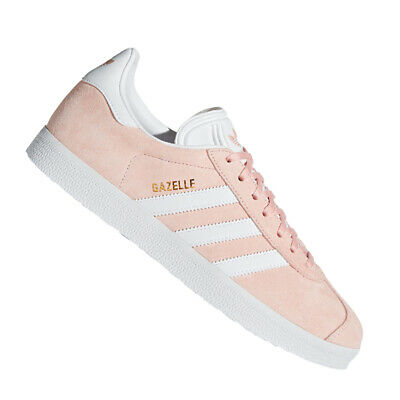 Adidas Originals Gazelle Trainers Pink White