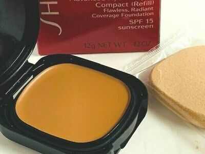 Shiseido Advanced Hydro-Liquid Compact Refill SPF 15 Very Deep Ivory  I100