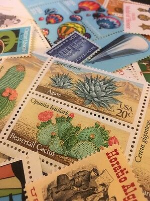 15 MNH  All Different 20 cent stamps