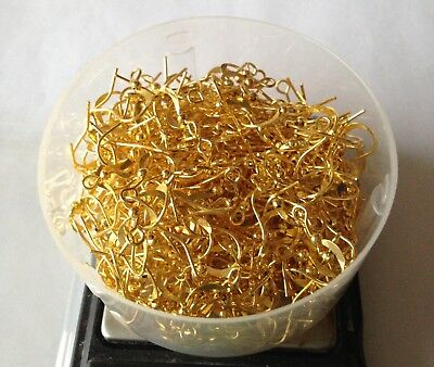 50g Plated Findings For Scrap Gold Recovery.