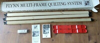 Newjoy The Gold Standard Machine Quilting Frame System