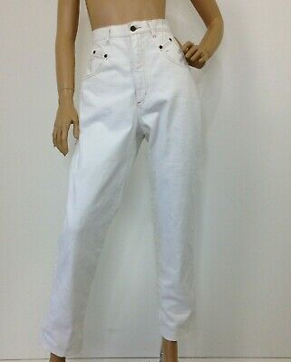 Vintage 80s 90s high waisted mom jeans by Corfu Basics fits modern size 14