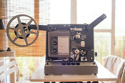 Bell & Howell filmosound 16mm Projector antique full working condition