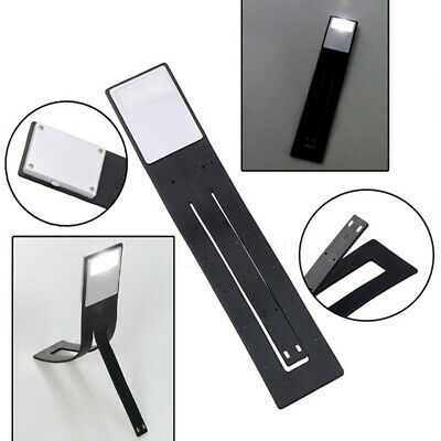 Rechargeable USB LED Light Clip On Book Reading Ipad Laptop Portable Lamp Night