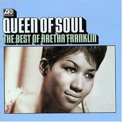 Queen Of Soul The Best of Aretha Franklin.