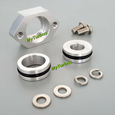 Aluminum Map Sensor Flange Piping Kit for Audi A4 /VW Golf GTi Beetle Jetta 1.8T