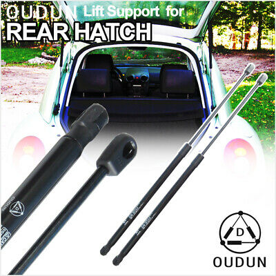 2 New Liftgate Lift Supports Struts Props Rods Arms Toyota Sienna 1998-2003