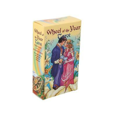 2019 hot Wheel Of The Year Tarot Read Fate Tarot Card Game For Personal Use