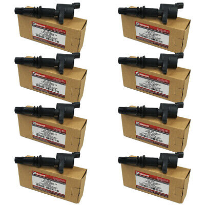 8x OEM Ford Expedition Explorer Motorcraft F-150 5.4L 3V Ignition Coil Genuine