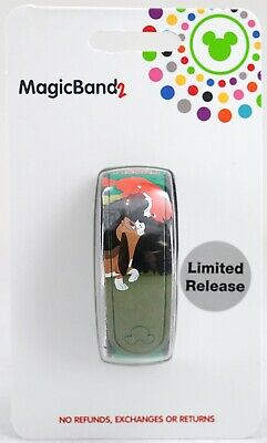 New Disney Parks Fox And The Hound Link It Later Limited Release MagicBand 2.0