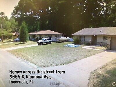 $89/mo Seller Financed, Inverness Florida .23 AC Residential Lot No Down Payment