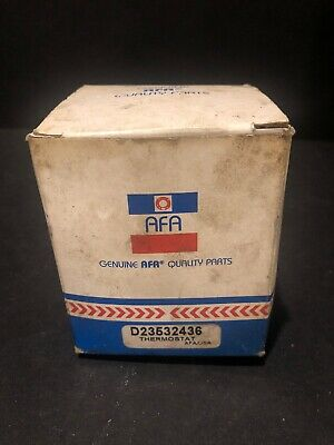 AFA Genuine Quality Parts Thermostat D32436 D23532436 New In Box AF7