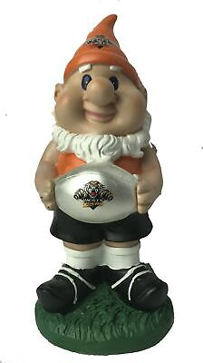Wests Tigers NRL Solar Powered Light-up Ball Design Gnome