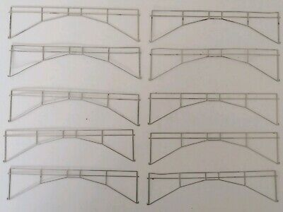 Marklin - Z Gauge - 8924 - 10 x Cross Span for Attaching to a Tower Mast - 123mm