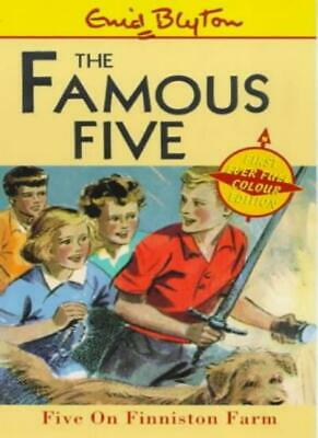 Five on Finniston Farm (The Famous Five) By Enid Blyton