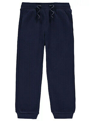 George Navy Jogging Bottoms VR233 03