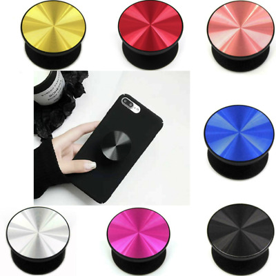 Pop Out Phone Holder Selfie Finger Grip Socket Stand mobile phones universal