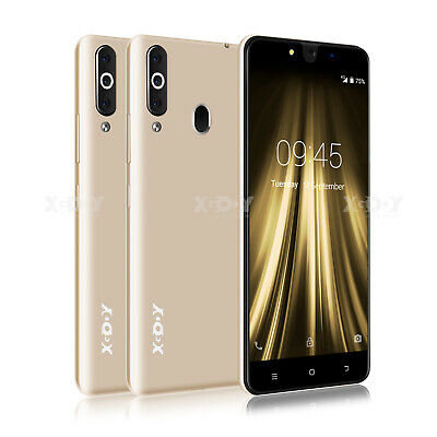 New Cheap Unlocked Android Mobile Phones Smartphone 16GB 4G LTE Quad Core FaceID