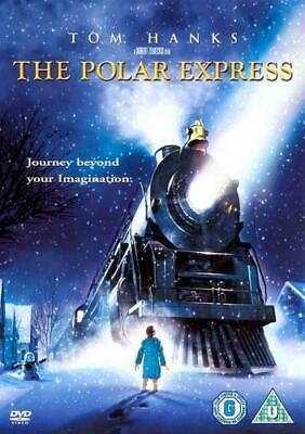 The Polar Express (DVD / Tom Hanks / Robert Zemeckis 2004)