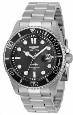 Invicta 30018 Pro Diver Men's 43mm Stainless Steel Quartz Watch  #B321