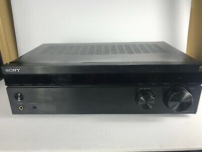 Sony STRDH190 2-CH Stereo Receiver with Phono Inputs and Bluetooth For Parts
