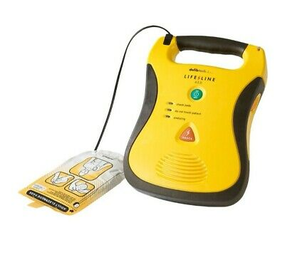 Defibtech Lifeline Fully Automatic AED 5 years battery