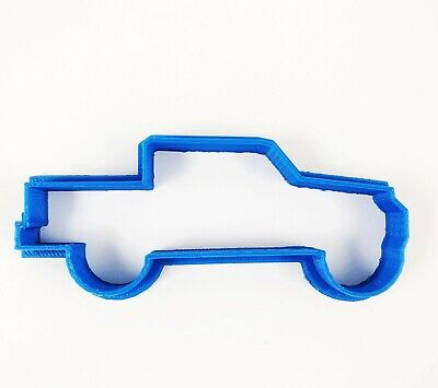 Pickup Truck Cookie Cutter --  Kitchen Baking Farmer Biscuit Mold Ford GM Chevy