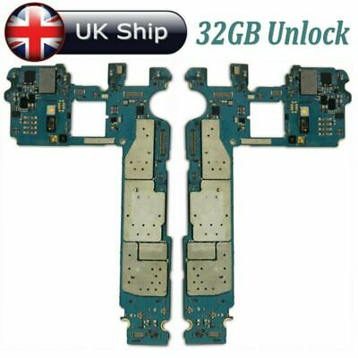 Original Main Board Motherboard For Samsung Galaxy S7 Edge G935F 32GB Unlock #UK