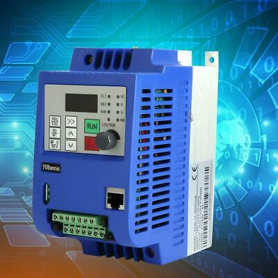 220V AC Variable Frequency Drive Inverter Single To 3-Phase CNC Motor Speed VFD